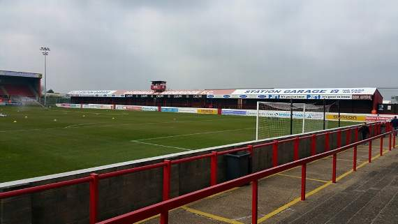 Daggers eye up another Wembley appearance - Dagenham & Redbridge v Worthing (Saturday 3pm) - Preview