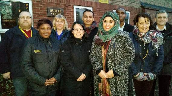 Barking and Dagenham Council opens temporary homeless accommodation unit for families