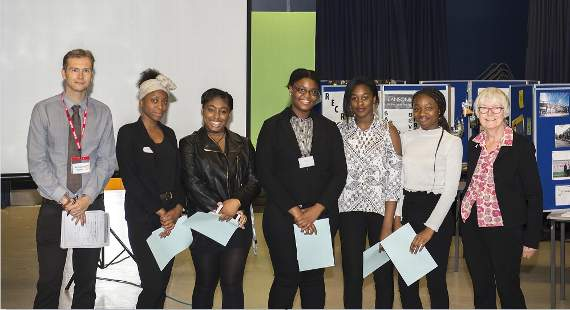 Aspirational students of business from Barking and Dagenham reap rewards for learning tricks of the trade