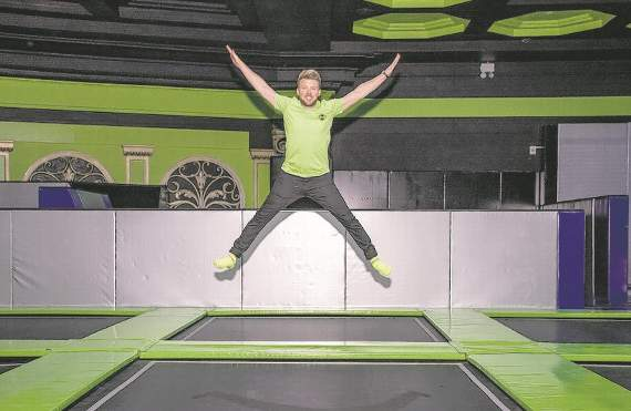 Win pairs of trampolining passes for Flip Out London E6