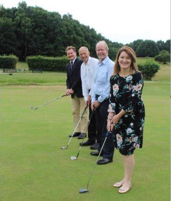 Flex your putters at Theydon Bois Golf Club for a Romford charity
